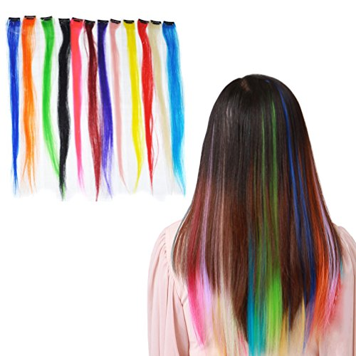 KingMas Colored Colorful Clip Extension product image