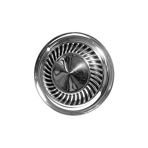 MACs Auto Parts 6631130 Ford Thunderbird Wheel Cover 36 Struts 14 Diameter 60