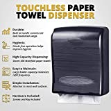 Oasis Creations Touchless Wall Mount Paper Towel
