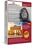Sprachenlernen24.de Deutsch-Komplettpaket (Sprachkurs): DVD-ROM für Windows/Linux/Mac OS X inkl. integrierter Sprachausgabe mit über 5700 Vokabeln und Redewendungen
