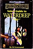 Volo's Guide to Waterdeep, Ed Greenwood, 1560763353