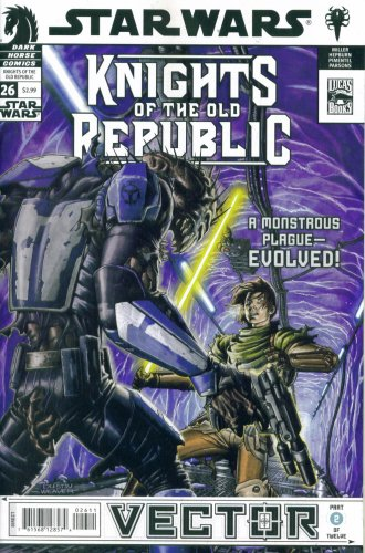 (Star Wars - Knights of the Old Republic #26 : Vector Part Two (Dark Horse Comics))