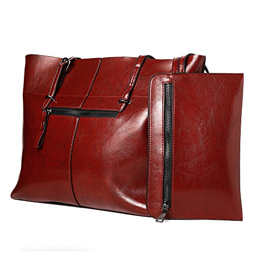 Brightred Women Top Bag Handle Handbags Shoulder Satchel qrangq7wR