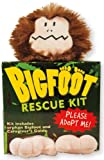 Bigfoot Rescue Kit (book with plush)