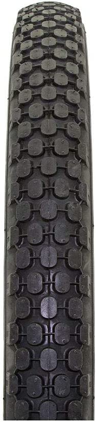 BICYCLE DURO TIRE IN 26 X 2.125 BLACK//GUM SIDE WALL IN KNOBBY STYLE! NEW