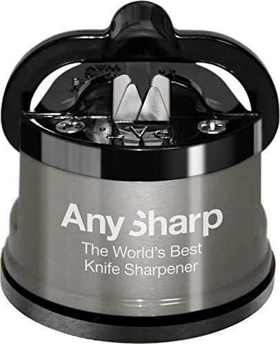 AnySharp ANYSHARPPRO Stainless Knife Sharpener