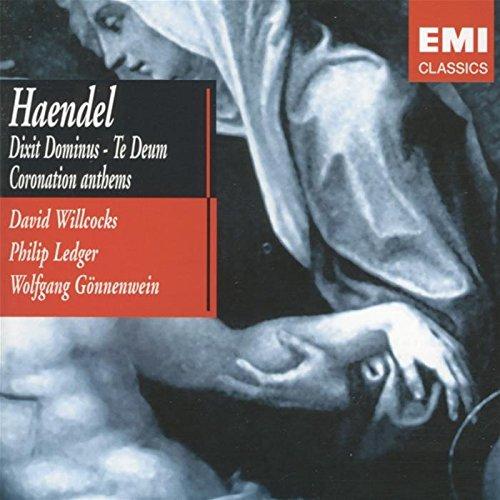 Haendel:Dixit Dominnus: David Willcocks, Philip Ledger: Amazon.es: Música