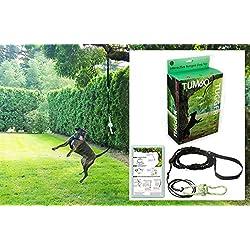 Large Tumbo Tugger - Doggie Bungee Toy