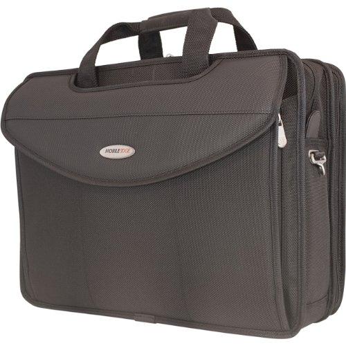MOBILE EDGE MEV17P Mobile Edge 17 Premium V-Load Briefcase - Notebook carrying - Briefcase Premium 17