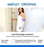 Seal-Tight Original Cast Protector Waterproof Cast Cover for Arm, Short (22in Length)