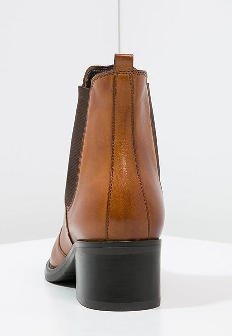 Botas Pier One Chelsea Boots, para mujer, con tacón de bloque pequeño, botines elegantes, deportivas, de estilo Jodhpur, con inserción elástica, ...