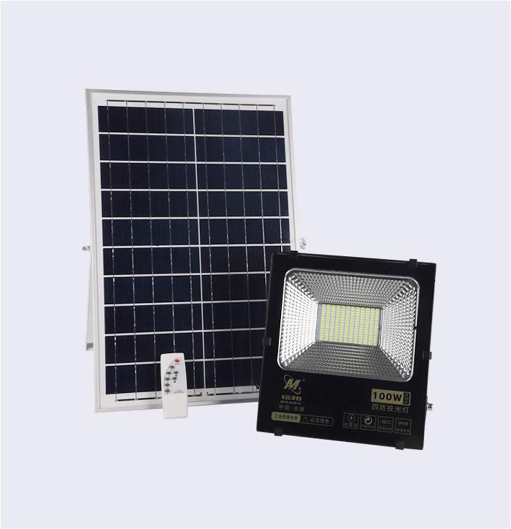 marchio famoso Solare LED Faretto Da Esterno,Outdoor Garden Light Light Light Sicurezza Rurale Super Bright Impermeabile Spotlight (dimensioni   100W)  grandi risparmi