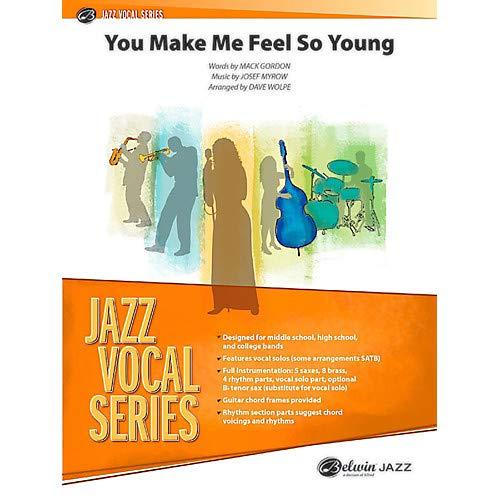 You Make Me Feel So Young Jazz Ensemble Grade 3.5 ()