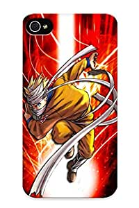 Djtssv-5120-fmzfsrk Justingooden Awesome Case Cover Compatible With Iphone 4/4s - The Naruto 2012 By Cartoon