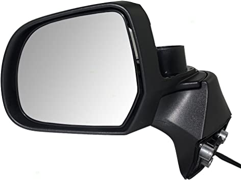 Passengers Side View Power Mirror for 2014 Nissan Versa Note 96301-3WC0B