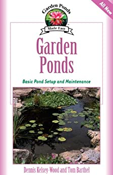 Garden ponds basic pond setup and maintenance garden for Basic garden maintenance