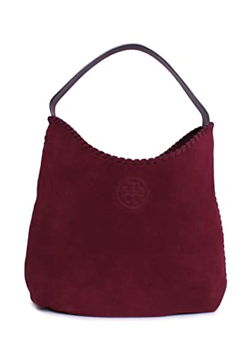 654a0f74544 Amazon.com  Tory Burch Women s Marion Suede Hobo Bag
