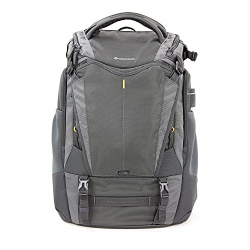 VANGUARD Alta Sky 53 Camera Backpack for Sony, Nikon, Canon, DSLR, Drones, Gray