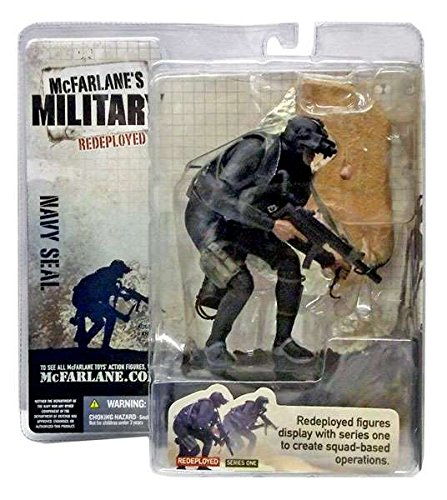 McFarlane Toys McFarlane's Military Redeployed Series 1 Navy