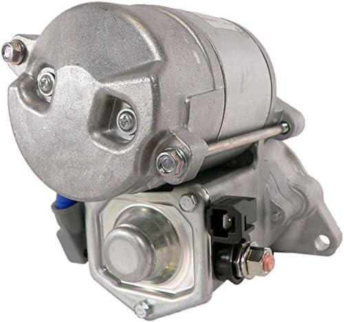 RTV1140 D1105-E3-UV RTV-X1100C DB Electrical SND0724 New Starter for Kubota UTV RTV1100 D1105-E2-UV 24.8HP Dsl RTV-X1120D D1105-E4-UV All Years RTV-X900 D902-E4-UV 21.6HP Dsl //77700-02602