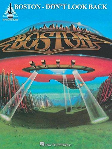 Boston - Don't Look Back (Guitar Recorded - Boston Book Music