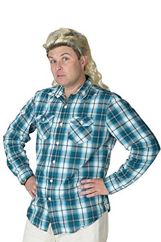 Mullet Bleached Wig (Buy Mullet Wig)