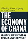img - for Economy of Ghana: Analytical Perspectives on Stability, Growth and Poverty book / textbook / text book