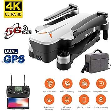 YANGSANJIN Drone 4k GPS, Drone Profesional con Camara 4k, Drone ...