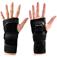 Adult Skating Handguards Wrist Guard Skating Protective Gear Hand Hand Palm Skating Handguards Guards Roller Skating Sports Wrists Unisex for Skiing Snowboard Motocross Multi Sport Protection