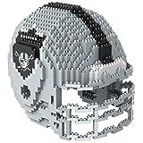 Oakland Raiders 3D Brxlz - Helmet