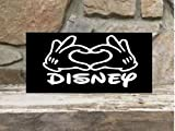 """Disney Love - 6""""x12"""" wood sign Review and Comparison"""