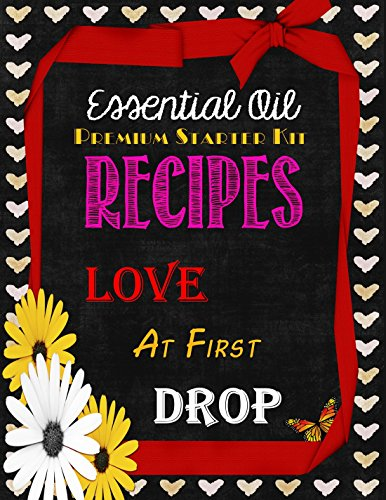 Essential Oil Recipes Love First ebook product image