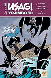 Usagi Yojimbo Saga Volume 3