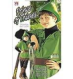 Small Boys Robin Hood Costume