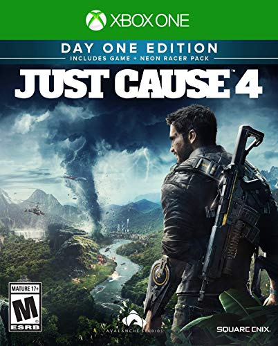 Just Cause 4 - Xbox One (Cause Video Game Just)
