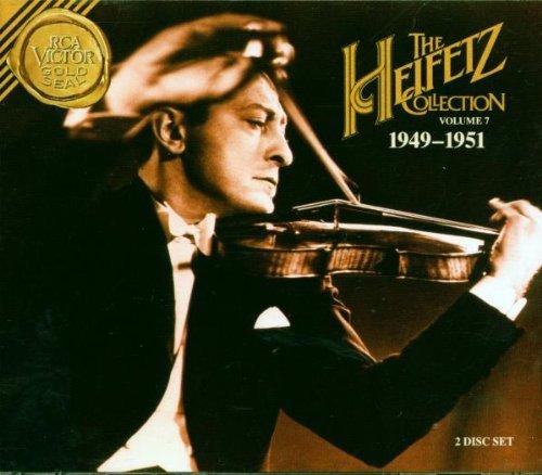 Heifetz Collection Vol 7 By Jascha Heifetz (1997-06-17)
