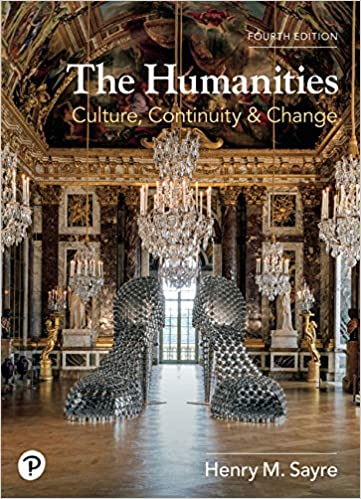 The Humanities: Culture, Continuity, and Change, Volume 2, 4th Edition - Original PDF