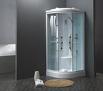 Cabina de ducha efecto lluvia ducha templo de ducha panel de ducha ...