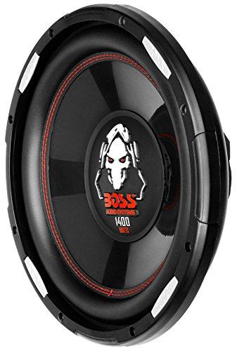 BOSS Audio P120F Single Subwoofer