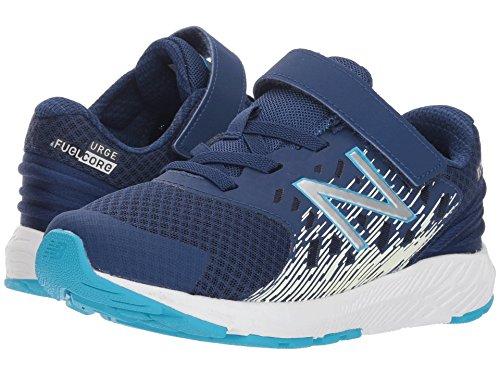 [new balance(ニューバランス)] メンズランニングシューズ?スニーカー?靴 KVURGv2P (Little Kid) Techtonic Blue/Glow 10.5 Little Kid (17-17.5cm) W