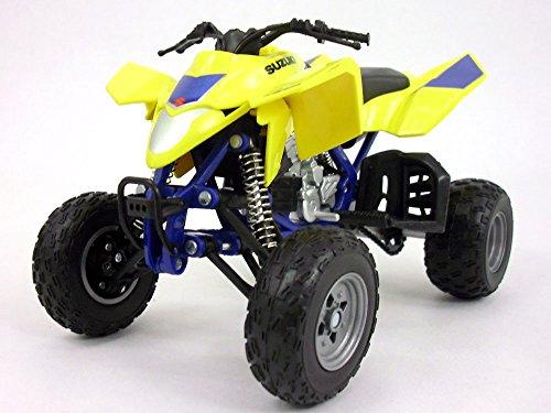 Review Suzuki Quadracer R450 (Quad
