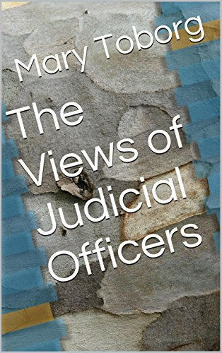 The Views of Judicial Officers (Assessment of Pretrial Urine-Testing