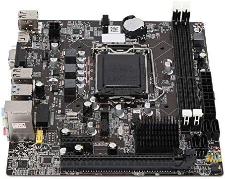 Bewinner Placa Madre LGA1155, Placa Base de Escritorio DDR3 1066 ...