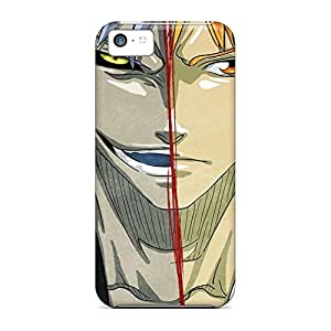 iphone 6 Scratch-free phone covers Back Covers Snap On Cases For phone Abstact night bleach kurosaki ichigo day hollow ichigo