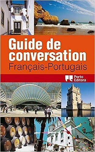 Couverture de Guide de conversation Français-Portugais