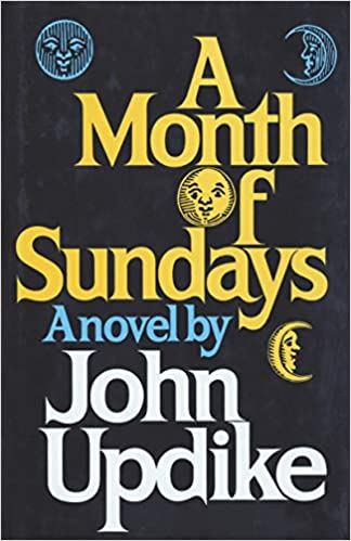 A Month Of Sundays Amazon Fr John Updike Livres Anglais