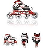 Nivia Velocity Inline Skates - Size 8