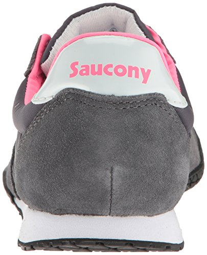 Pink Saucony Women's Bullet Charcoal Shoes RzRIpwq