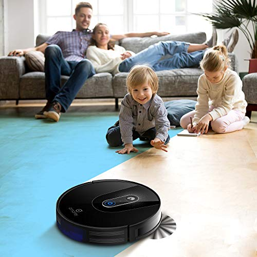 Amarey Robot Vacuum - cheap roomba alternatives