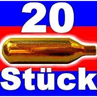 20 20 Be nEMT de cO2 pour pompe à bière 16 g de cO2